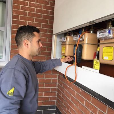 gas services surrey